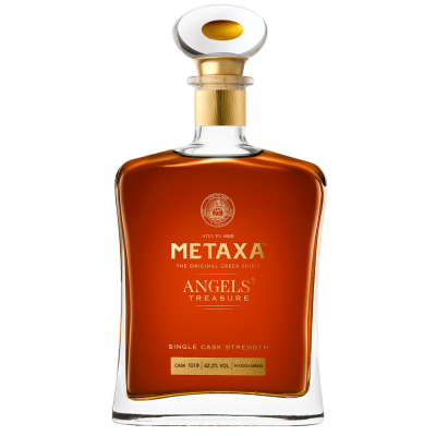 Metaxa Angels Treasure Griekse brandy 50 jaar oud